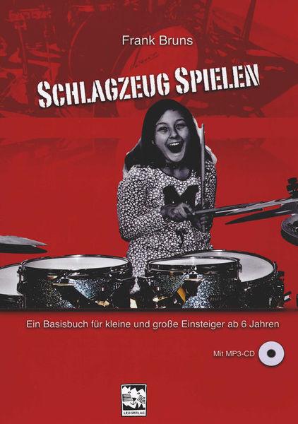 Leu Verlag Schlagzeug spielen