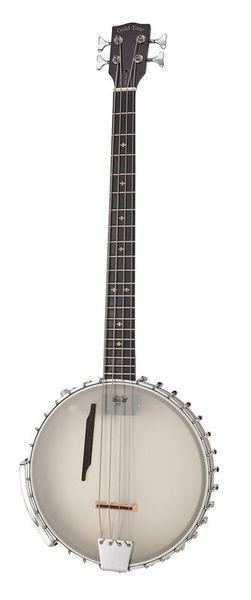 Gold Tone BB400+ Bass Banjo w/Case