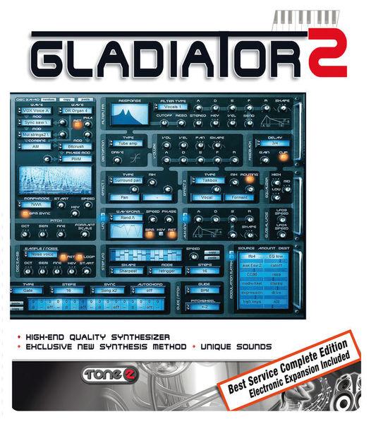 Tone2 Gladiator2 Expanded