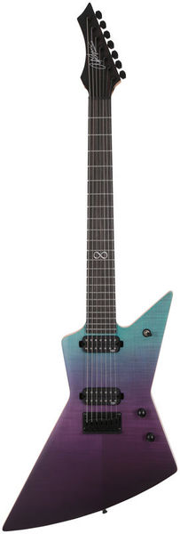 Chapman Guitars Ghost Fret 7 Pro Unicorn Fade