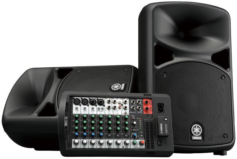 Stagepas 600BT Yamaha