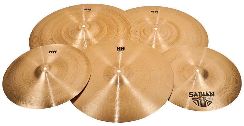 "Sabian HH Remastered ""The Big Pack"""