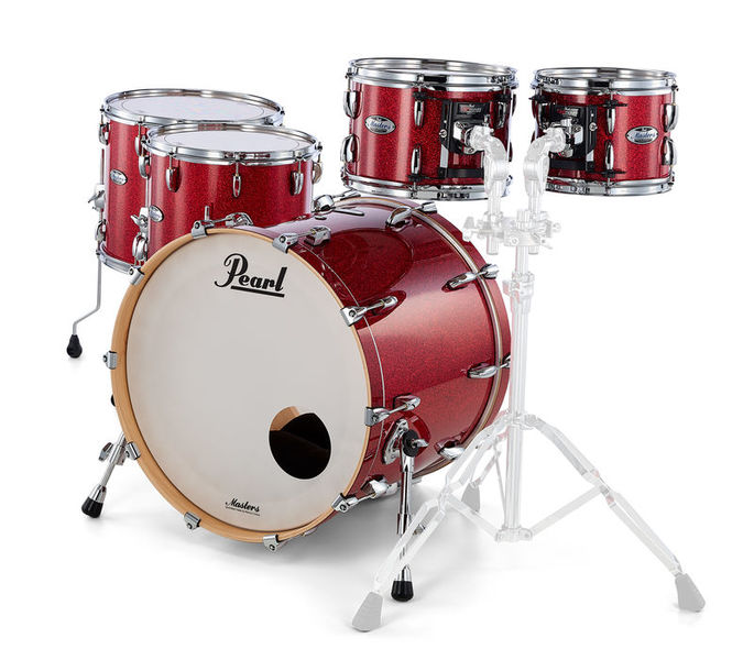 Pearl Masters Maple Compl. 5pc #319