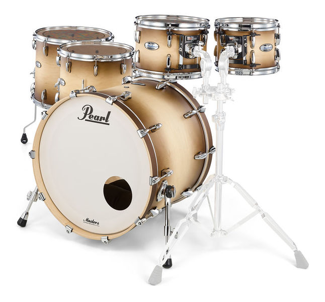 Pearl Masters Maple Compl. 5pc #351