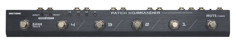 HoTone Patch Kommander Looper