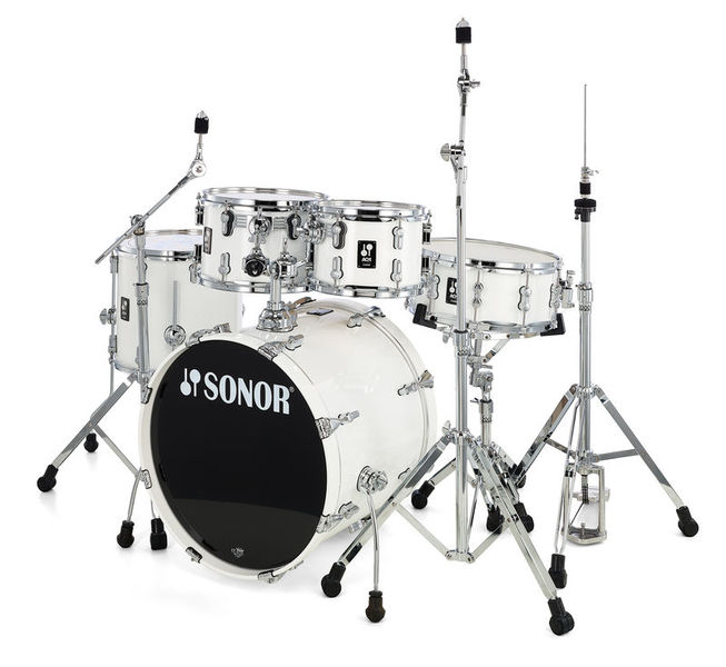 Sonor AQ1 Studio Set Piano White
