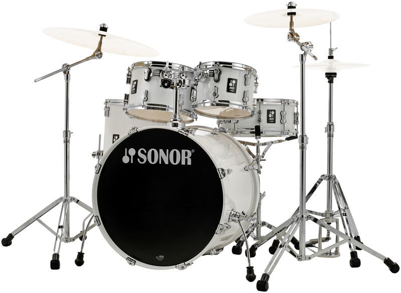 Sonor AQ1 Stage Set Piano White