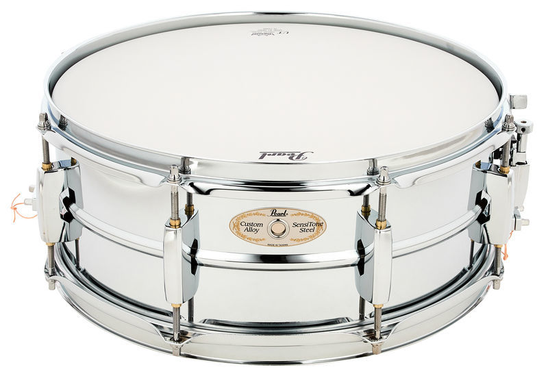 "Pearl 14""x5,5"" Sensitone Ltd. Chrome"