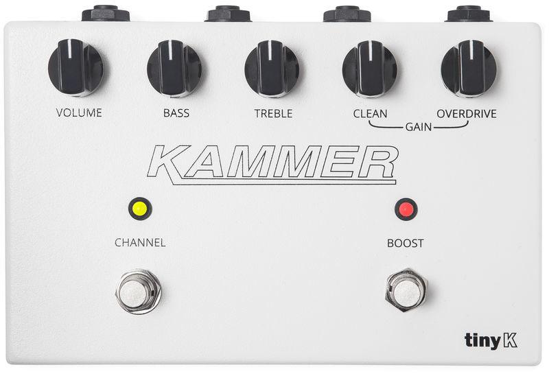 Tiny K Kammer Electronics