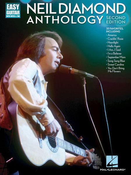 Hal Leonard Neil Diamond Anthology