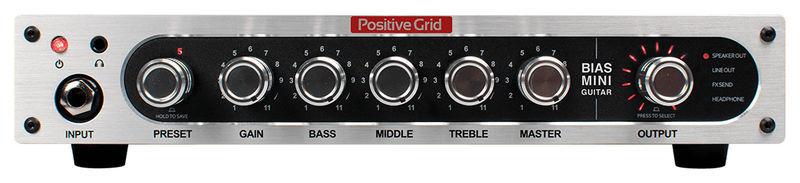 Positive Grid Bias Mini Guitar