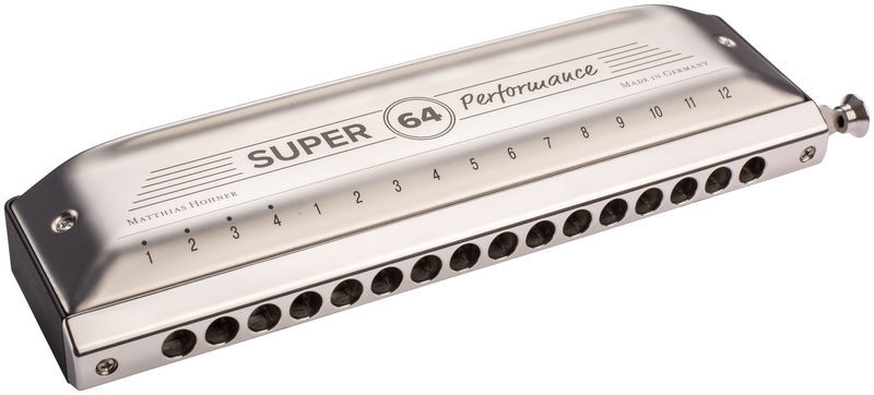 Hohner Super 64 in C, Typ 2018