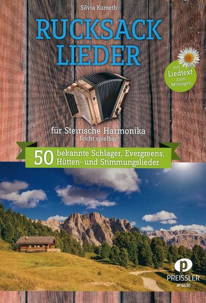 Musikverlag Preissler Rucksacklieder Steirische
