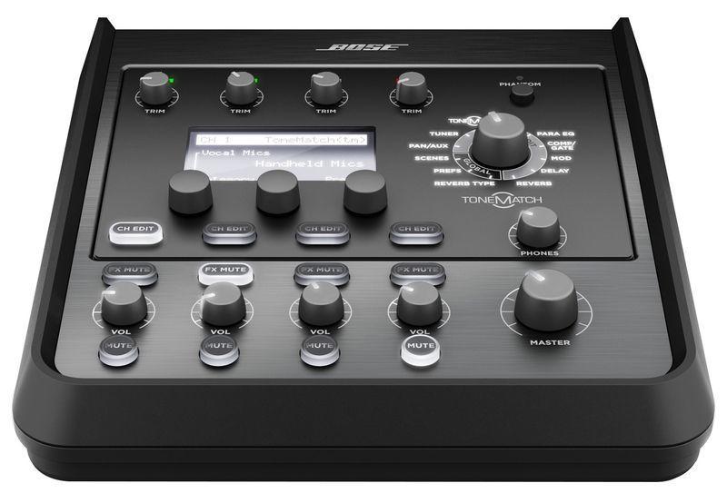 T4S Mixer Bose