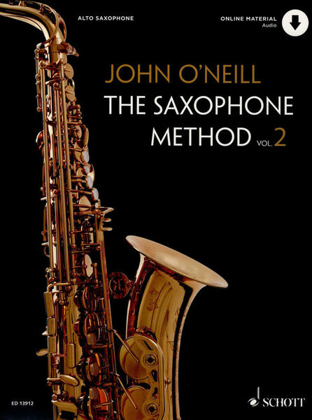 Schott The Saxophone Method Vol.2