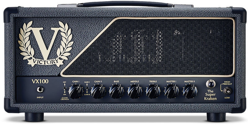 Victory Amplifiers VX100 Super Kraken Head