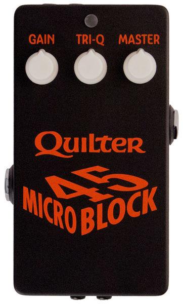 Micro Block 45 Quilter