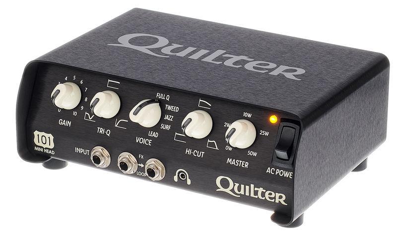 3df1056b95 Quilter 101 Mini Head – Thomann UK