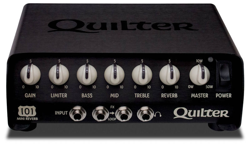 101 Reverb Quilter
