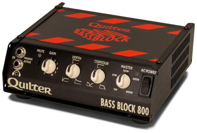 Bass Block 800 Quilter