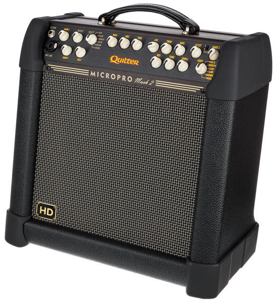 Quilter Mach2 Combo 12HD
