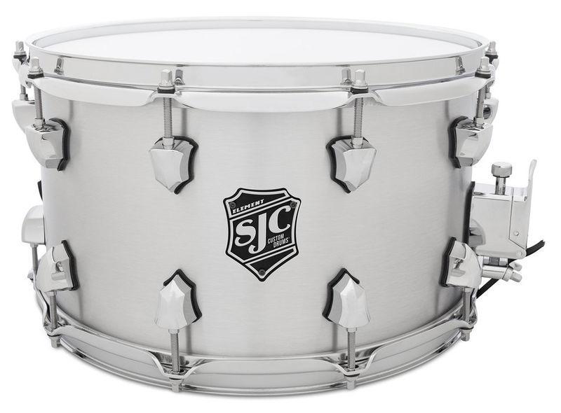 "14""x08"" Element Alu. Snare SJC Drums"