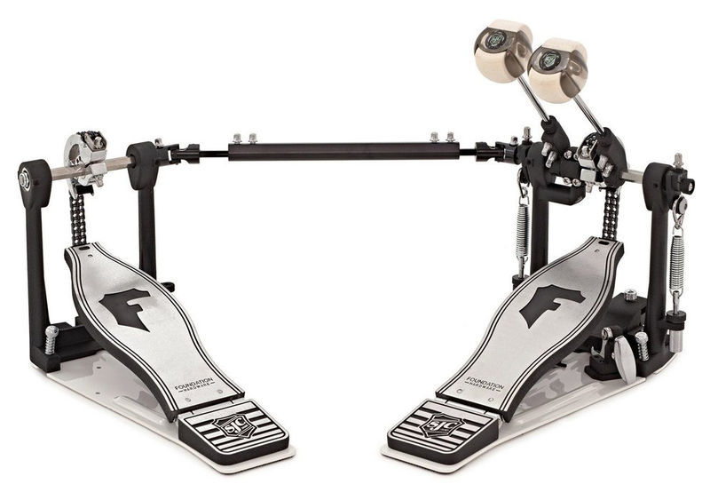 Foundation BD Double Pedal SJC Drums