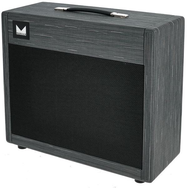 Morgan Amplification 112 Cab Twilight