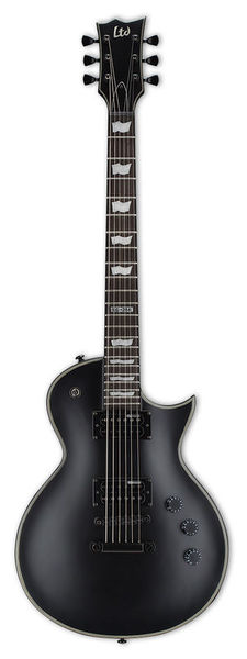 LTD EC-256 Black Satin ESP