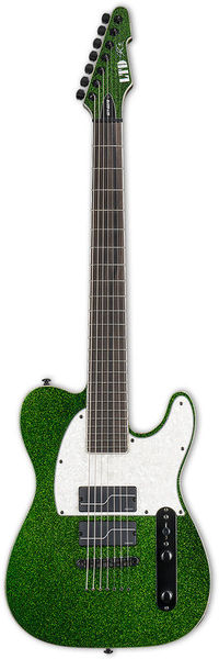 ESP LTD SCT-607 Baritone Green SP