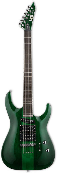 ESP LTD SC-20 See Thru Green