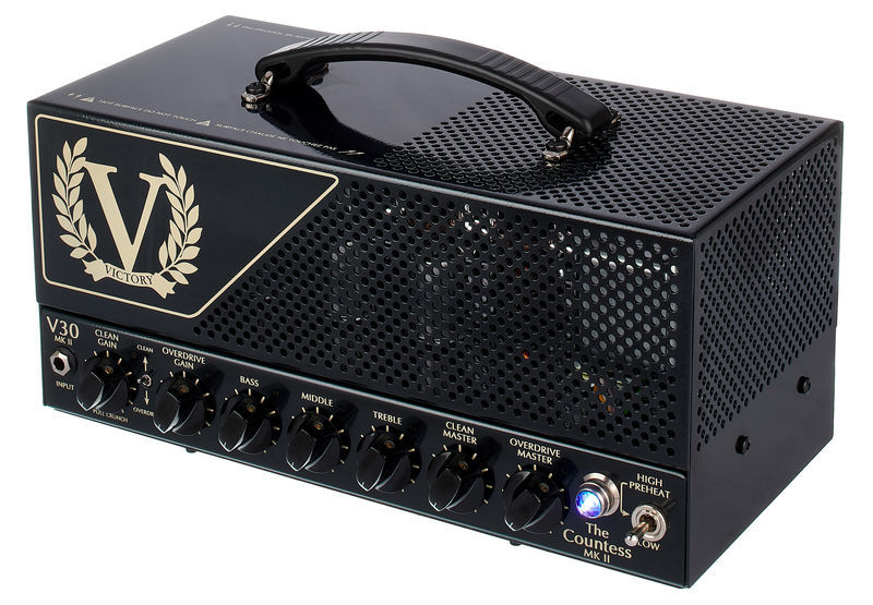 Victory Amplifiers V30 The Countess MKII