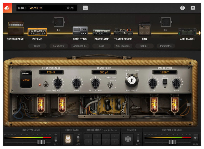 Positive Grid BIAS Amp 2 Professional
