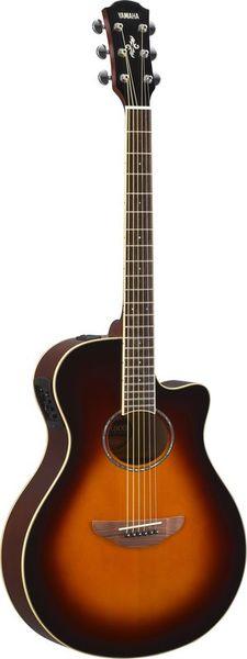 APX 600 Old Violin Sunburst Yamaha