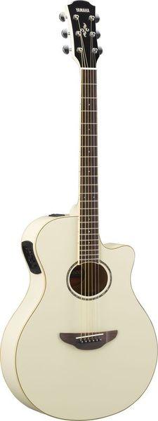 APX 600 Vintage White Yamaha