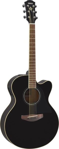 CPX 600 Black Yamaha