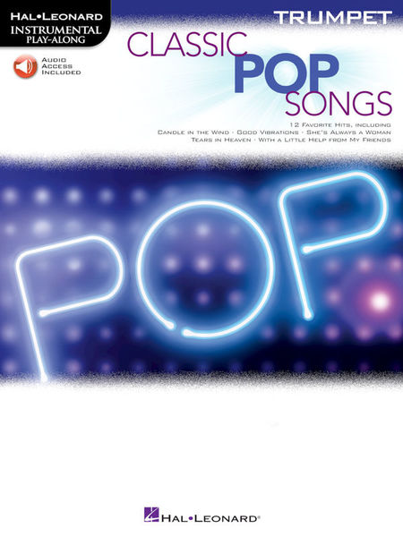Hal Leonard Classic Pop Songs Trumpet