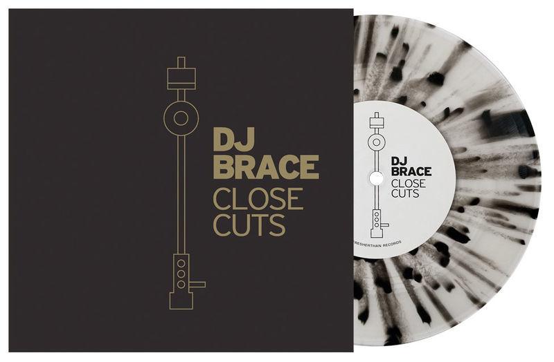 """7"""" DJ Brace Serato"""