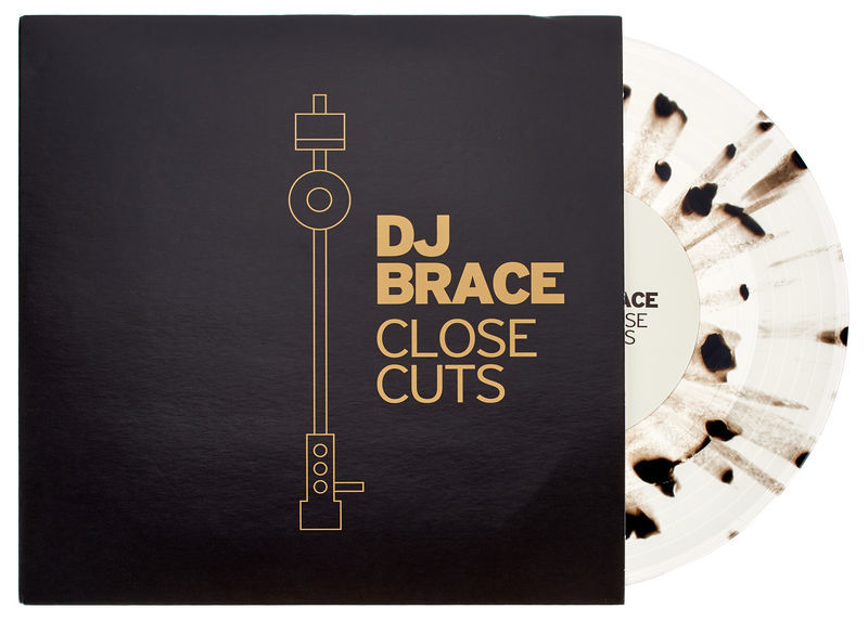 """Serato 7"""" DJ Brace"""