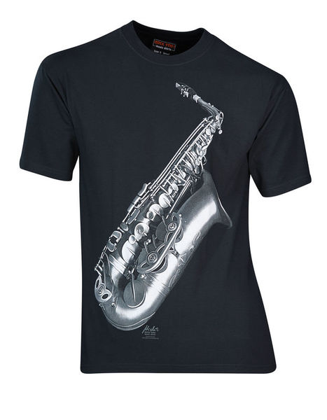 Rock You T-Shirt Altosax XXL