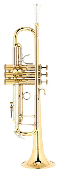 Bach ML19043 Bb- Trumpet lacquered