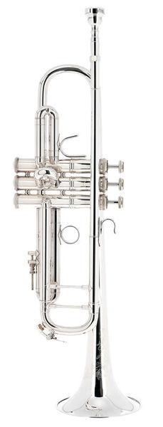 Bach ML190S43 Bb- Trumpet silver