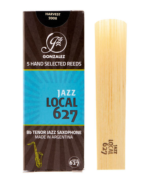 Gonzalez Tenor Sax Reed Local 627 4
