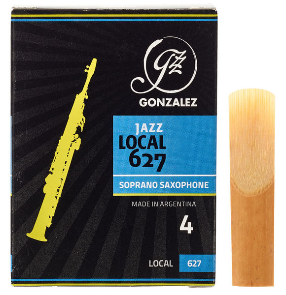 Gonzalez Soprano Sax Reed Local 627 4