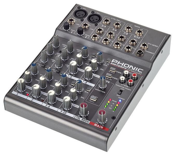 AM 105FX Phonic