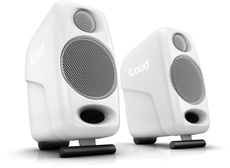IK Multimedia iLoud Micro Mon. White Edition