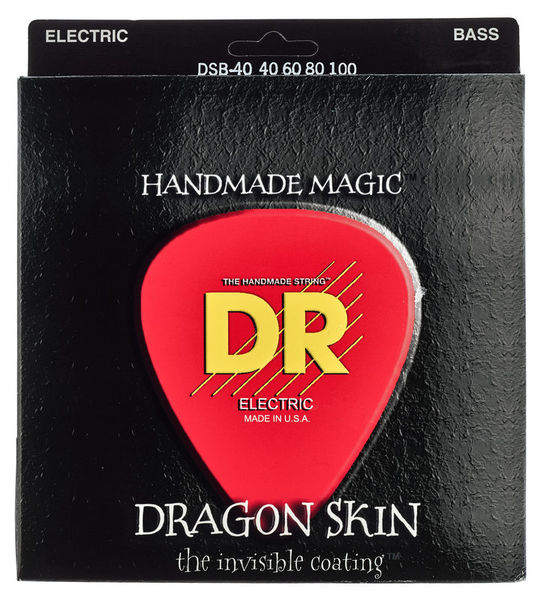 DR Strings DR Dragon Skin 4 040-100 L