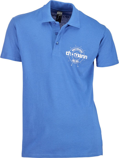 Thomann Polo-Shirt Blue S
