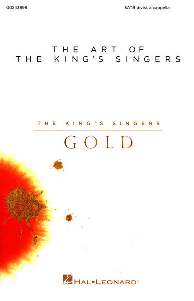 Hal Leonard The Art Of The King's Singers