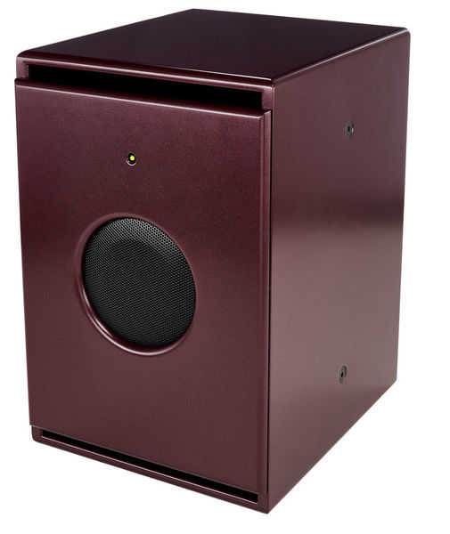 PSI Audio SUB A125 M Studio Red